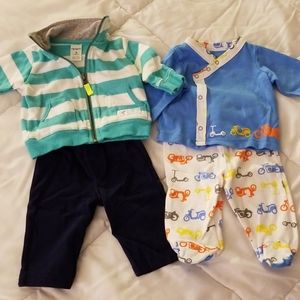 Two 3 month Outfits